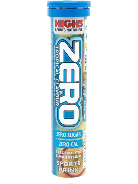 High5 Electrolyte Drink Zero - Nutrition sport - Tropical 20 Tabs